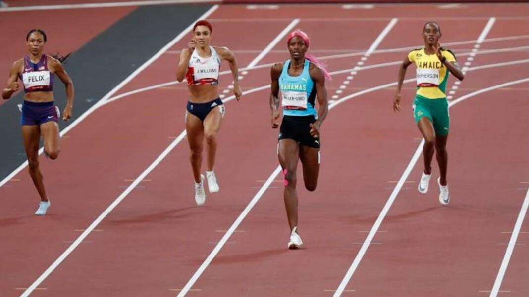 Women's 400m final