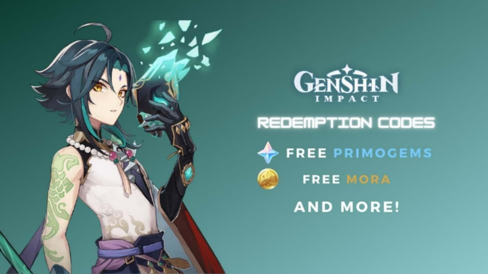 Genshin Impact Codes for August 2021: How to Redeem Free Primogems