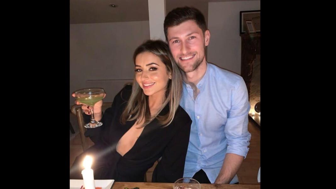 Ben Davies' girlfriend