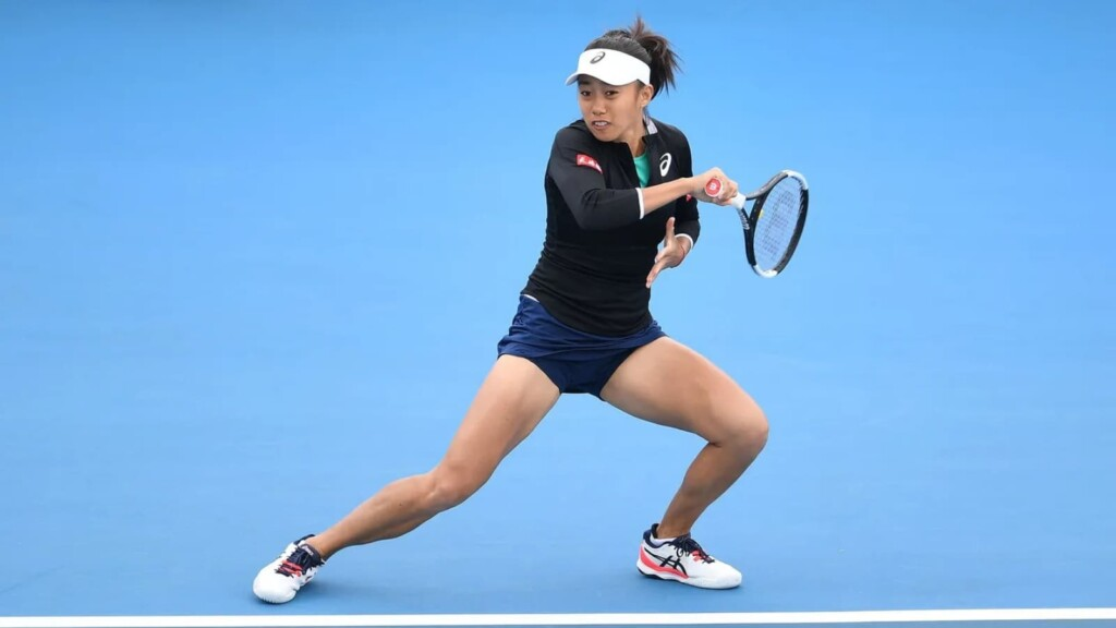 Shuai Zhang will be at the WTA Silicon Valley Classic 2021