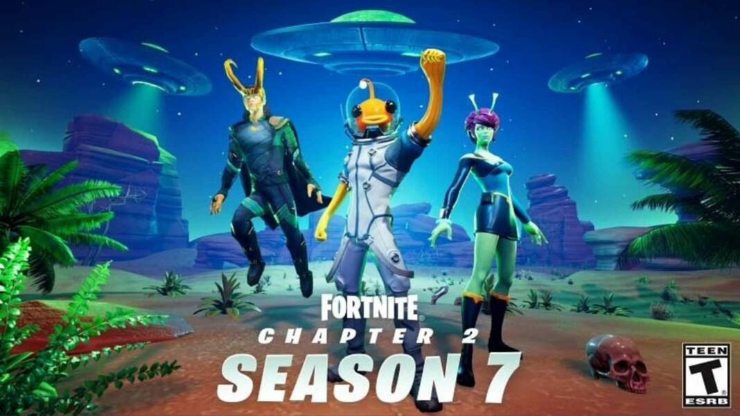 Fortnite Season 7 Week 10 Legendary Challenges: New Quests Released