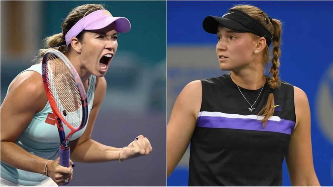 Danielle Collins vs Elena Rybakina