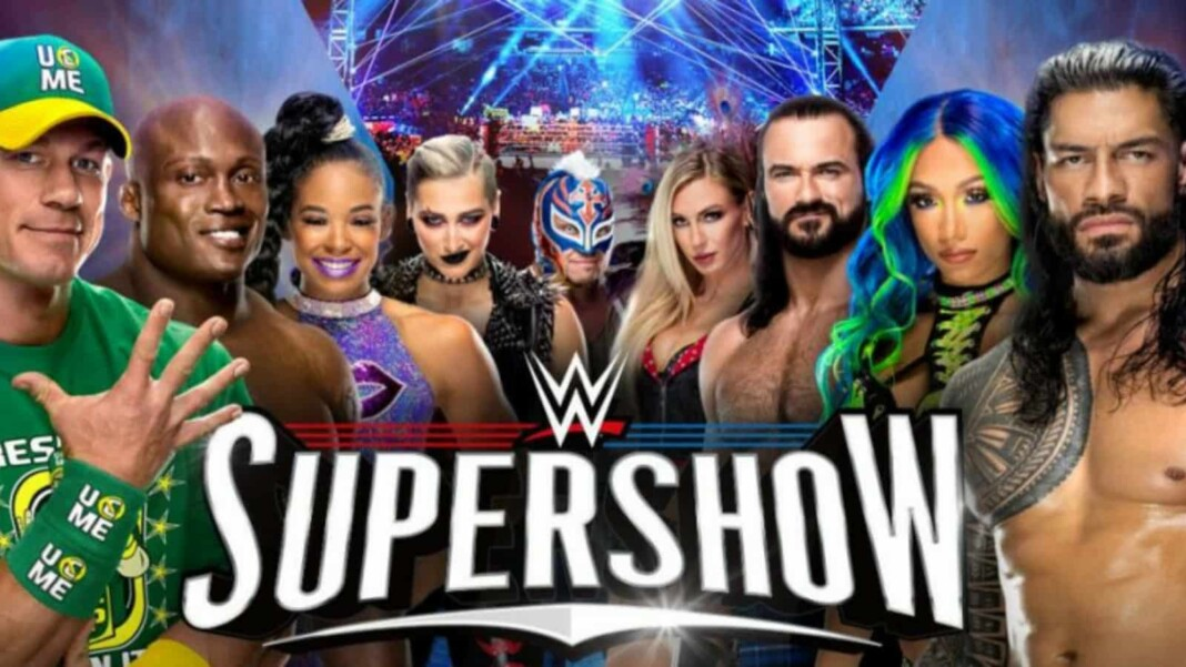 WWE Supershow Fort Myers Results