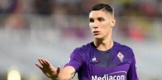 Nikola Milenkovic, David Moyes, Fiorentina, West Ham United
