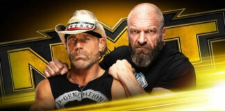 Triple H and Shawn Michaels had no say in recent NXT releases