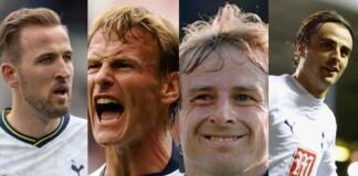 Tottenham Hotspur top goalscorer