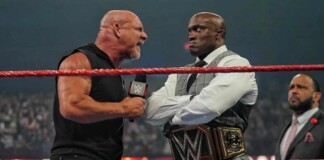 Bobby Lashley and Goldberg will battle for the WWE Championship at Summerslam