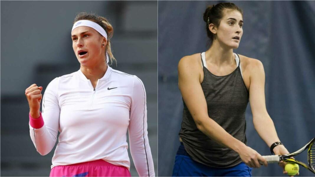 Aryna Sabalenka vs Rebecca Marino