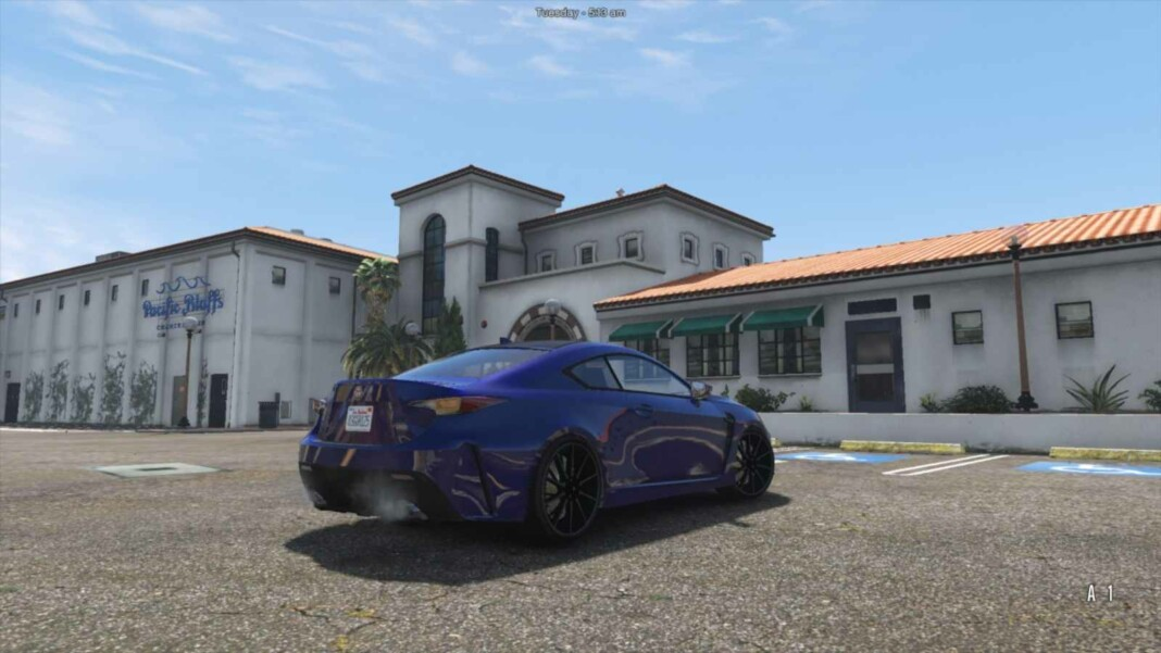 Emperor Vectre in GTA 5: All you need to know about the new DLC car