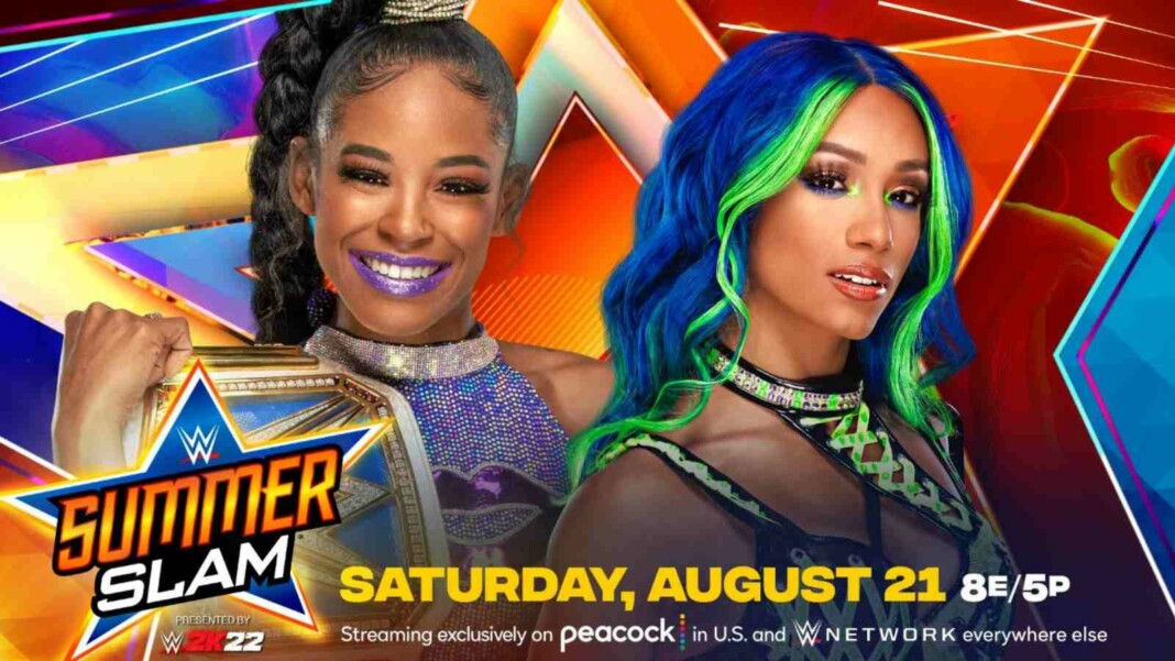 Who will exit WWE Summerslam 2021 as the Smackdown Women's Champion?