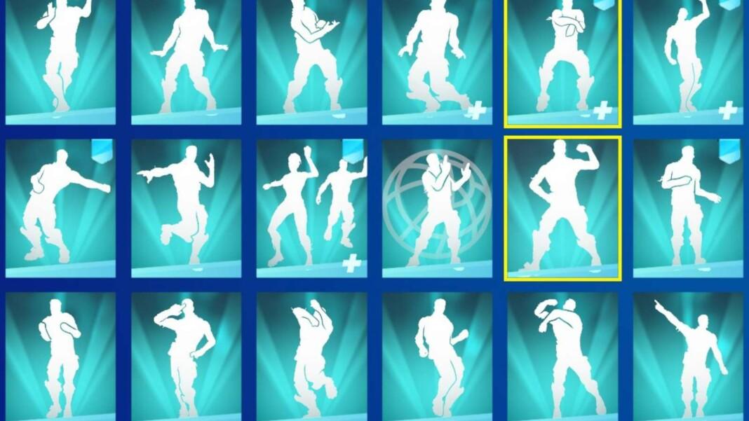 Fortnite Best Emotes: Top 5 Emotes in the Game