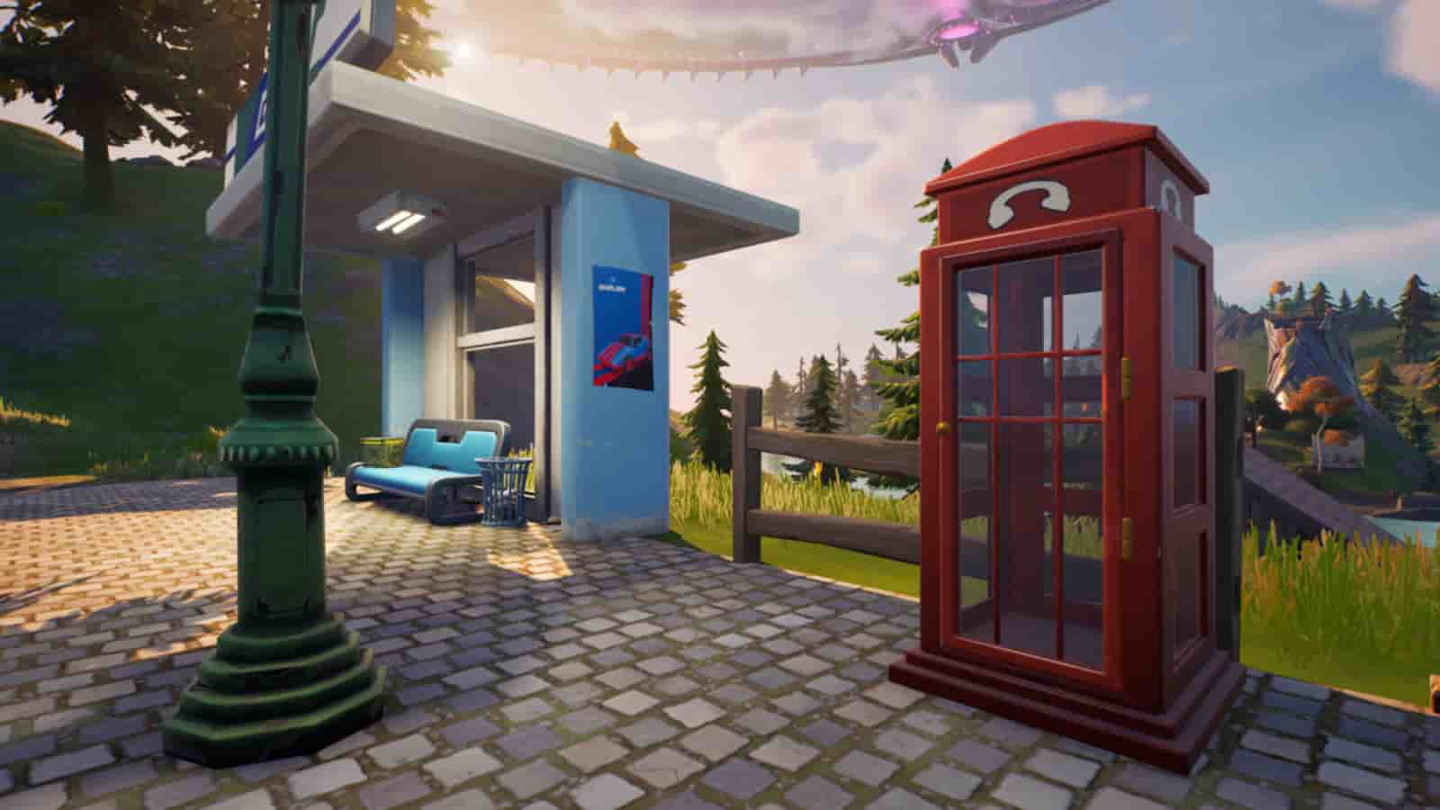 Fortnite Phone Booth Locations: Superman Skin Challenges in Season 7