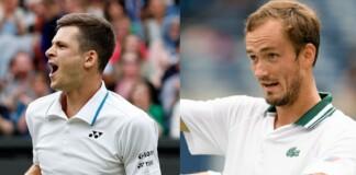 Hubert Hurkacz vs Daniil Medvedev