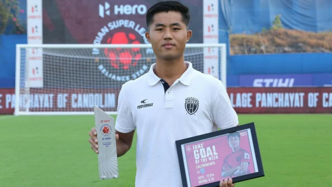 Mumbai City FC sign Lalengmawia 'Apuia' Ralte from NorthEast United FC
