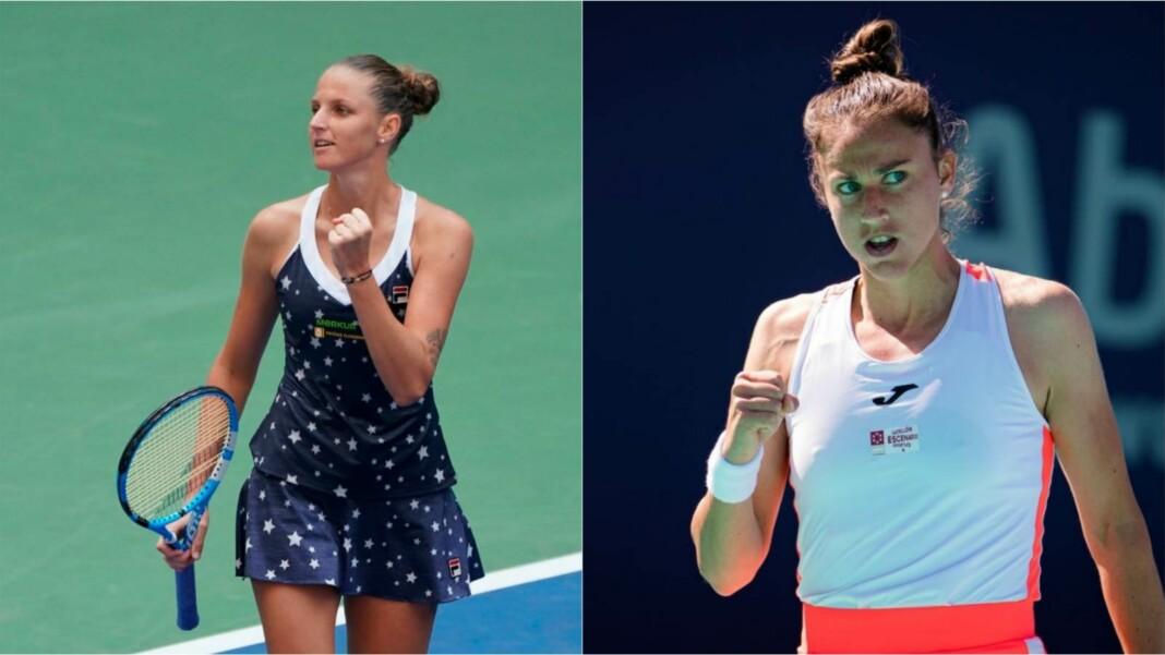 Karolina Pliskova vs Sara Sorribes Tormo