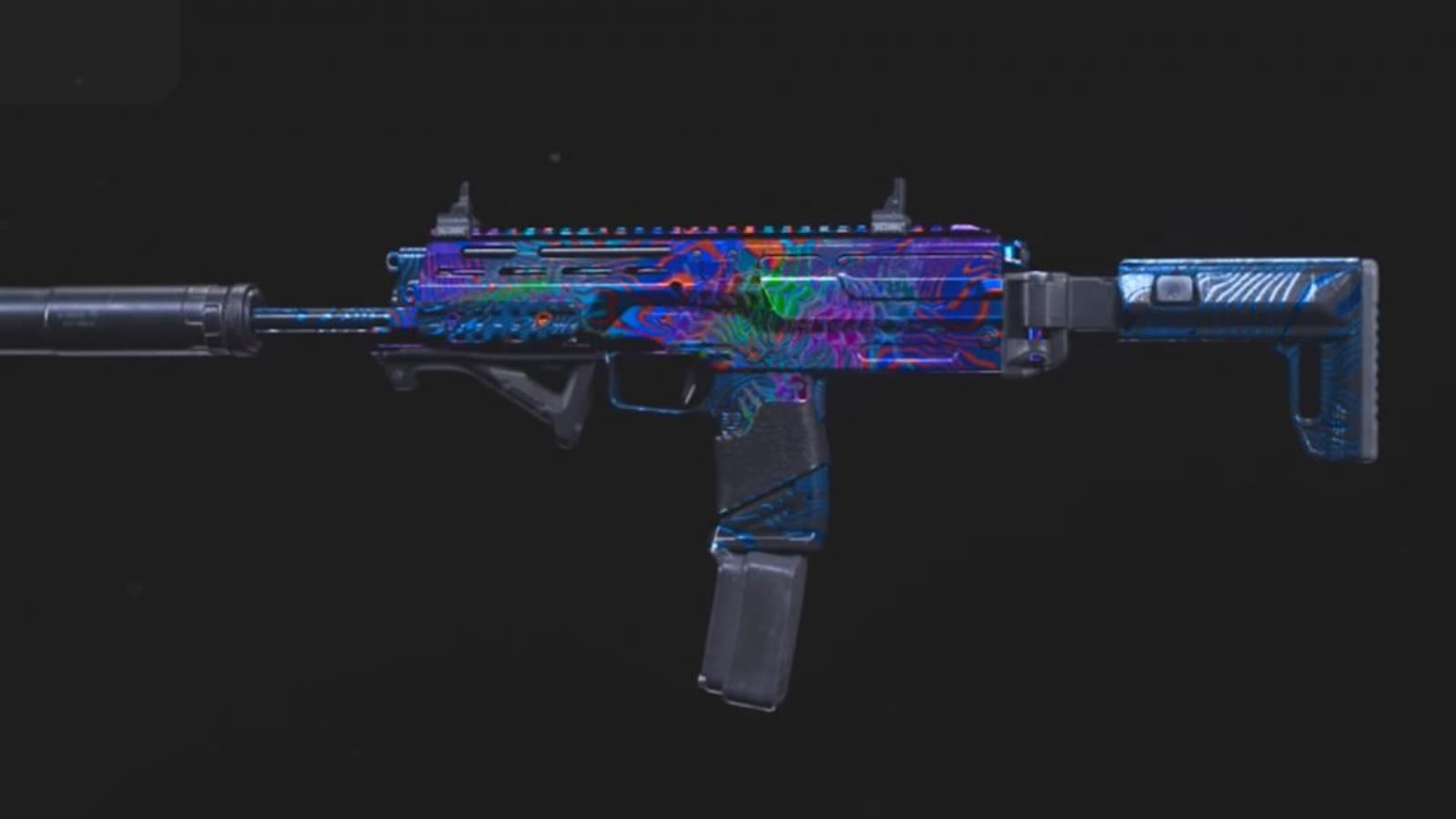 The Best MP7 Warzone Loadout with Details
