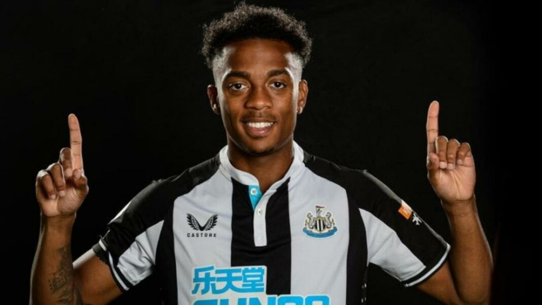 Joe Willock signs 6 year deal with Newcastle United