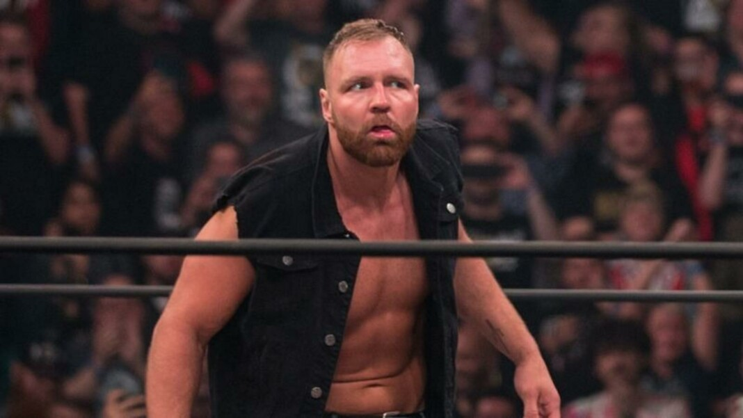 Jon Moxley mentioned during WWE Smackdown August 13, 2021