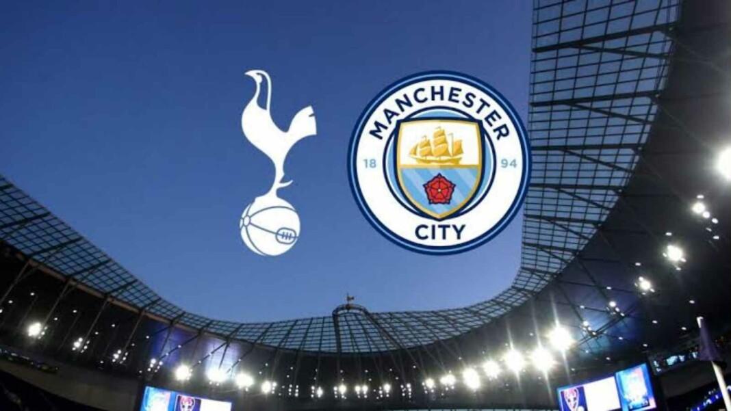 Premier League : Tottenham Hotspur vs Manchester City