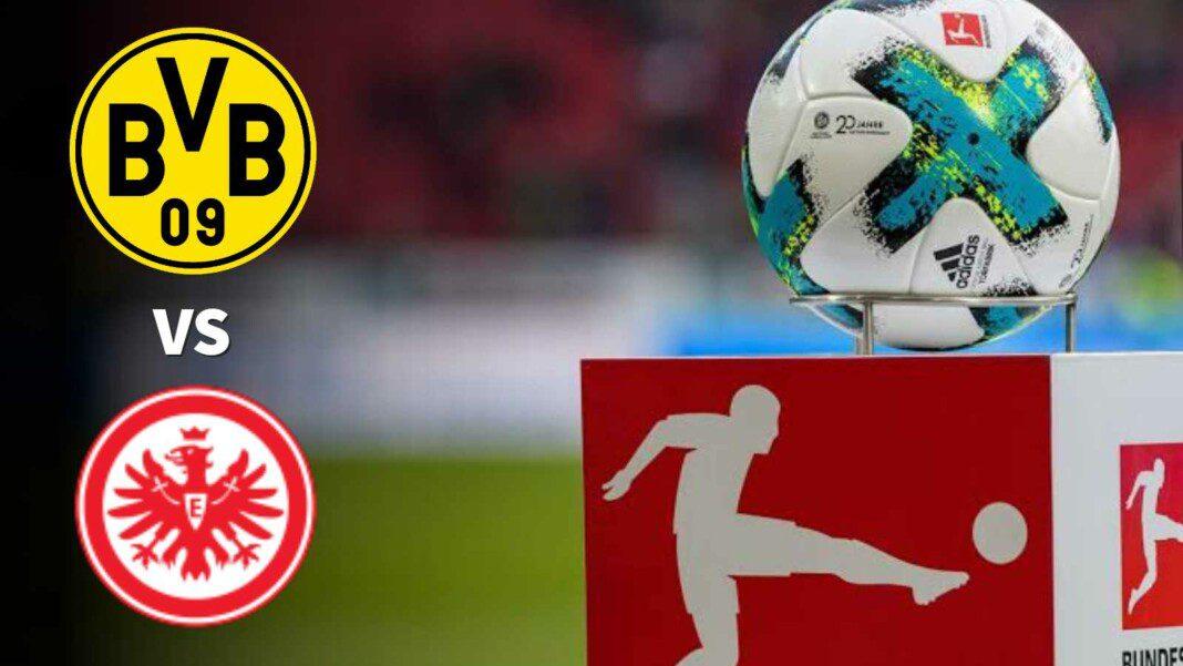 Bundesliga: Dortmund vs Eintracht Frankfurt player ratings as BVB win a high-scoring encounter