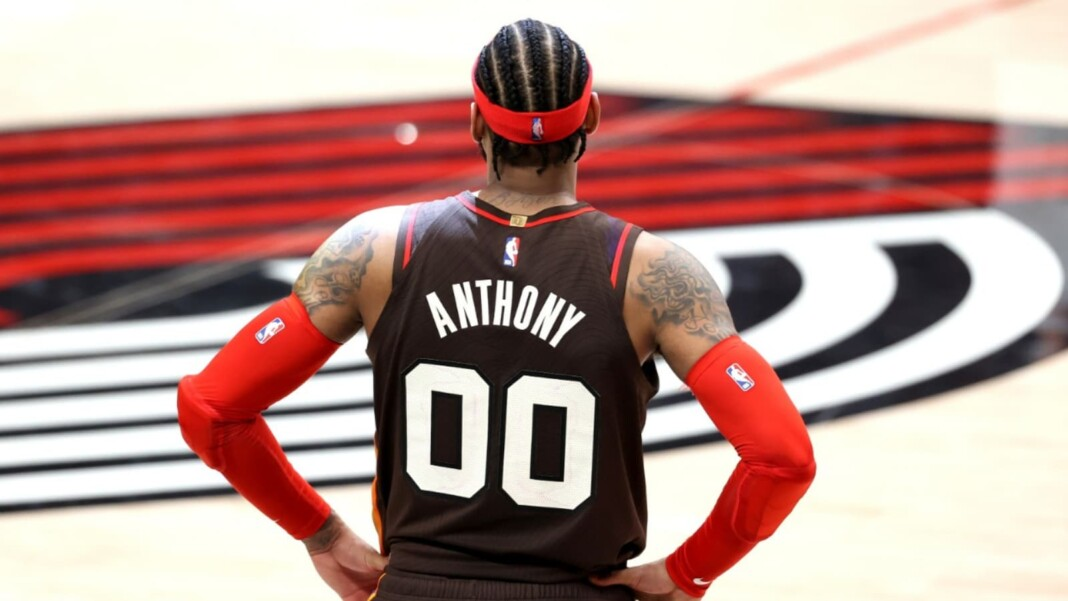 Carmelo Anthony Net Worth