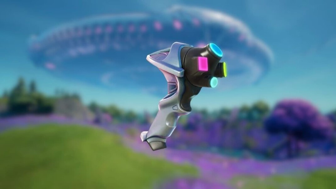 Fortnite Prop-ifier: How to Find New Weapon in Season 7