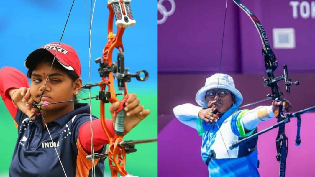 Difference Between compound and recurve archery