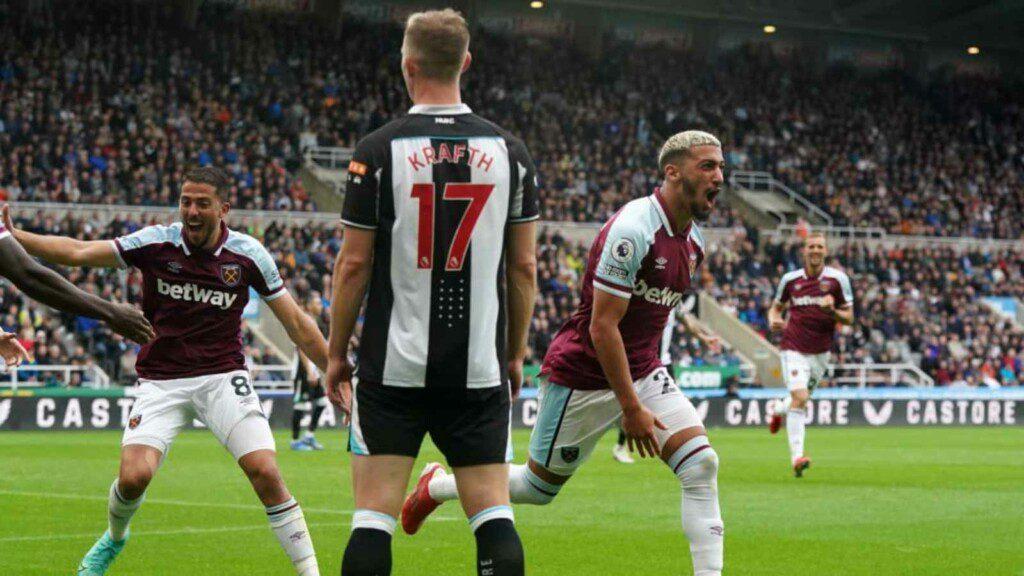 Newcastle United vs West Ham United player ratings