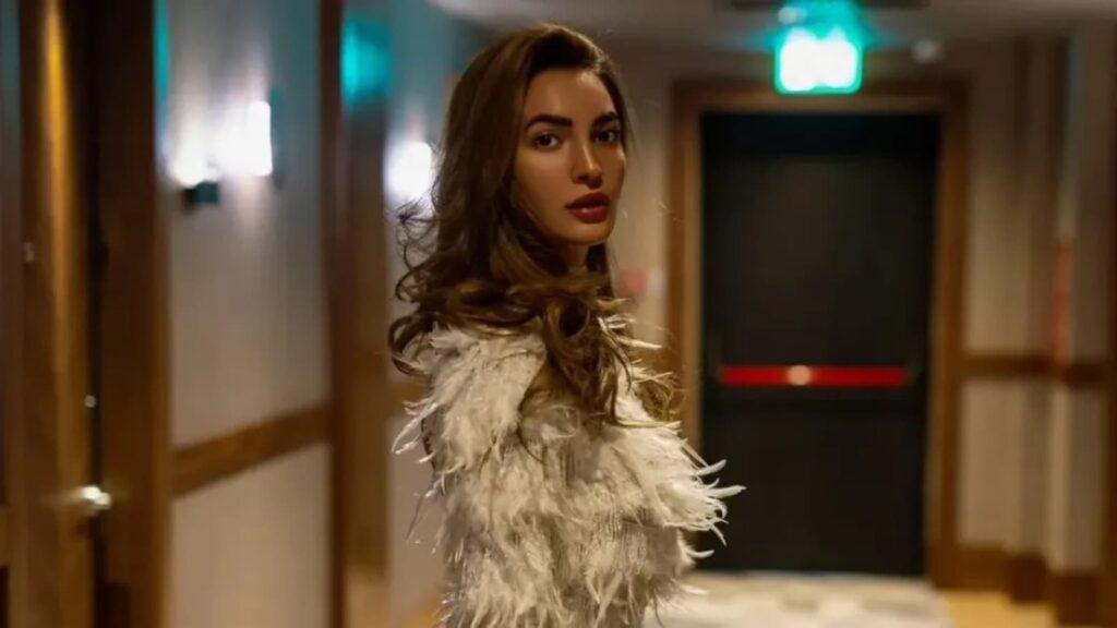 Xherdan Shaqiri's girlfriend