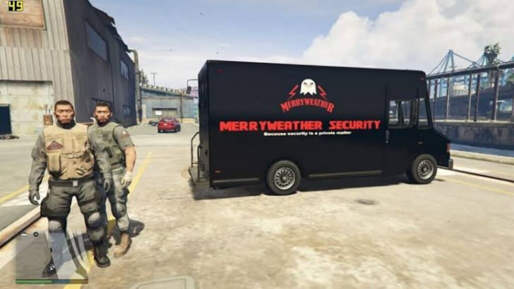 Merryweather services in GTA 5 explained