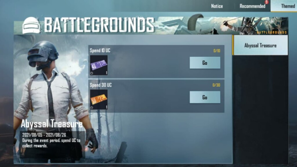 Battlegrounds Mobile India: How to get the Galaxy Messenger Set in BGMI?