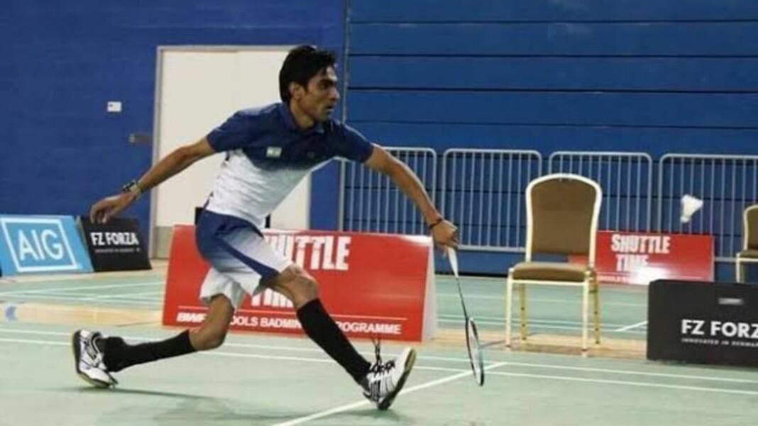 Pramod Bhagat, para badminton