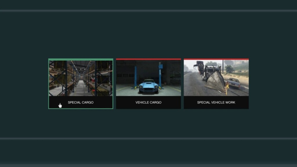 How to source special cargo in GTA 5