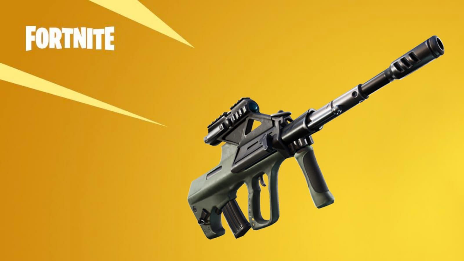 Fortnite Best Rifles: Top 5 Best Guns to Use till Season 7