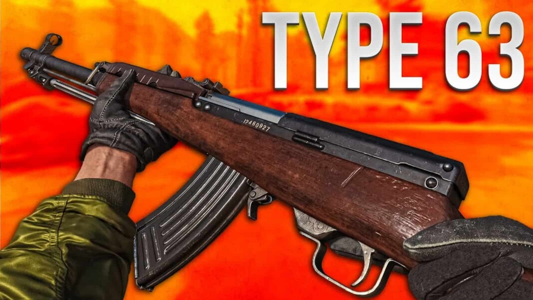 The Best TYPE 63 Warzone Loadout with Details