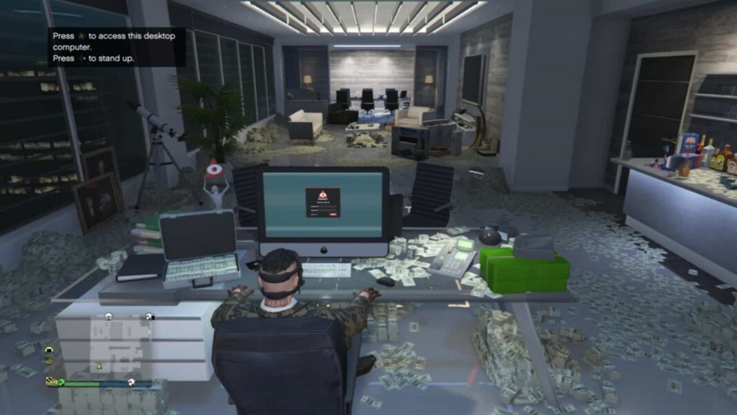 How to purchase a CEO Office in GTA 5