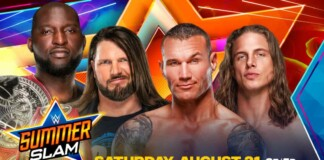 Randy Orton and Riddle become new Raw Tag Team Championships at Summerslam