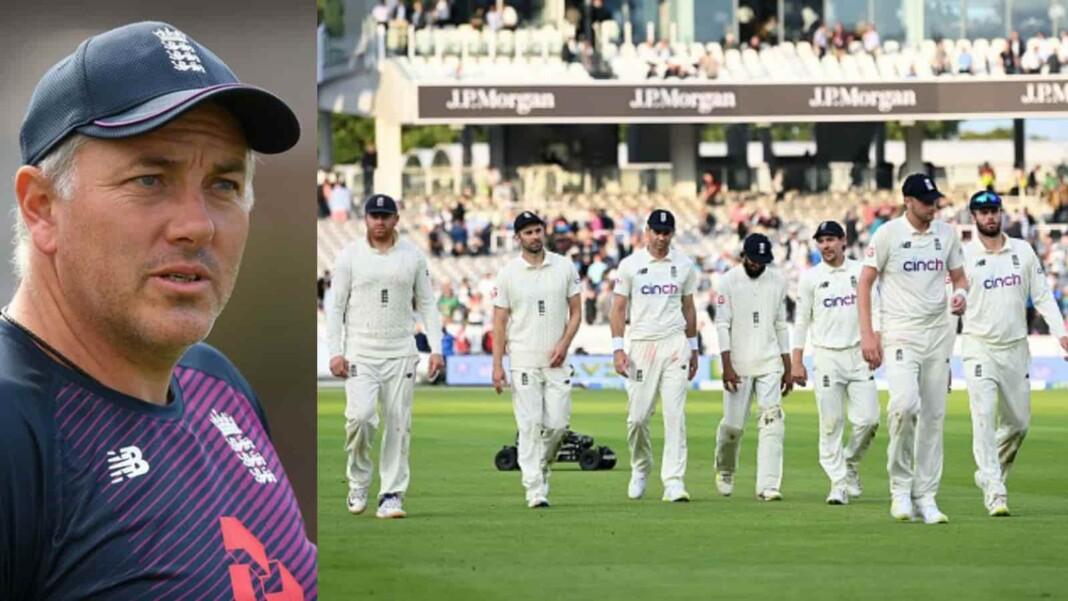 Chris Silverwood and England Cricket Team