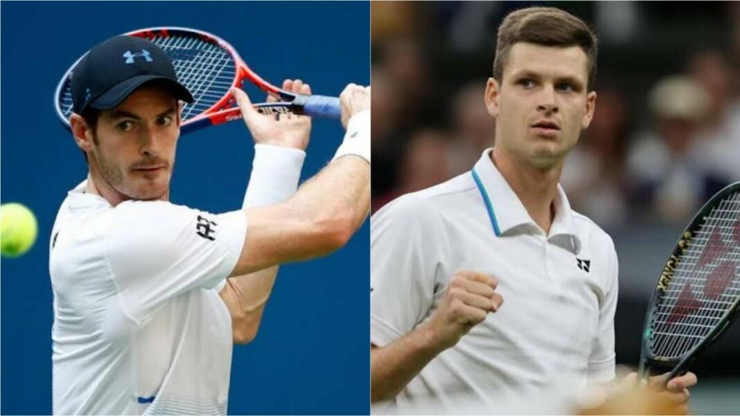 Andy Murray vs Hubert Hurkacz