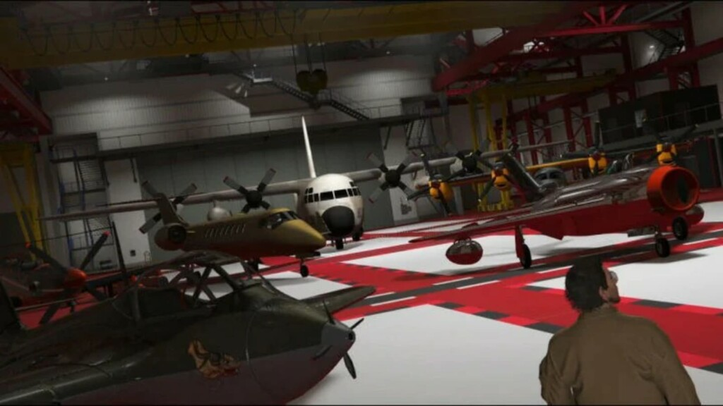 How to start the air freight business in GTA 5