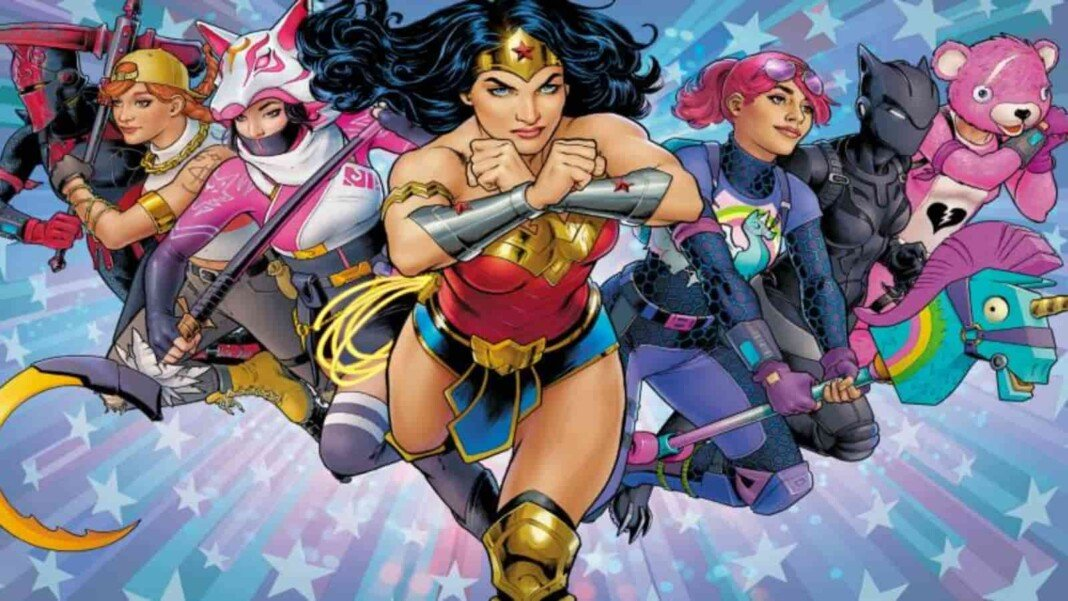 Fortnite Wonder Woman Cup: New skin, Rules, and More