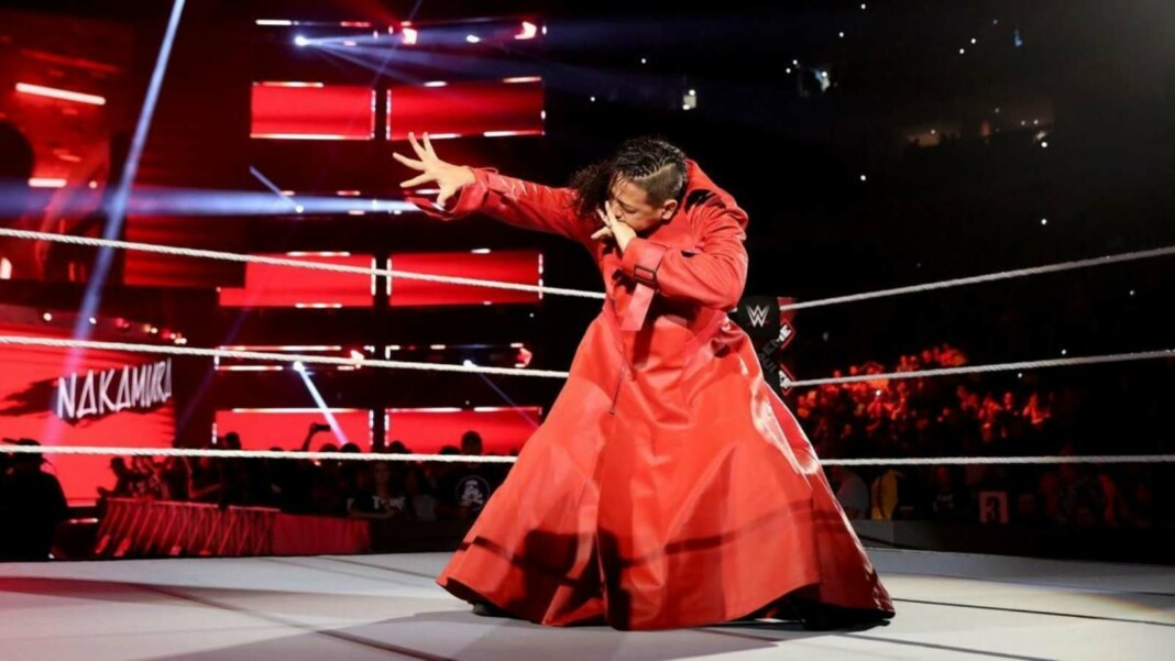 List of Shinsuke Nakamura championship wins and accomplishments