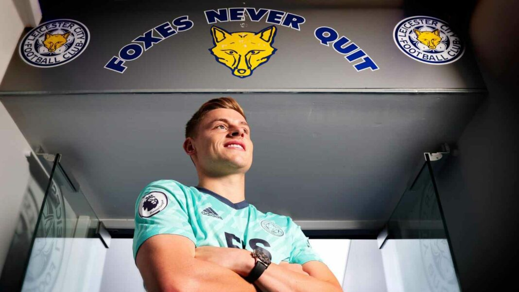 Harvey Barnes extend his contract with Leicester City