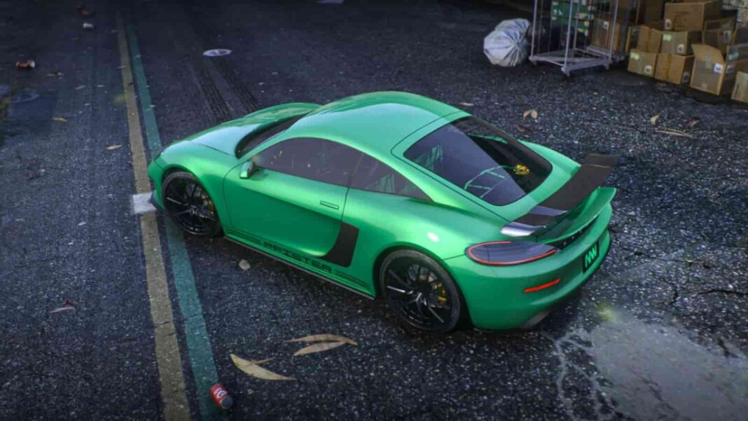 All you need to know about the new Pfister Growler in GTA 5(New DLC Car)
