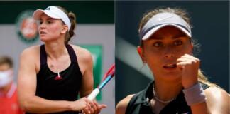 Elena Rybakina vs Paula Badosa Gilbert