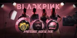 PUBG PC x BLACKPINK: Photoshoot Hashtag Event
