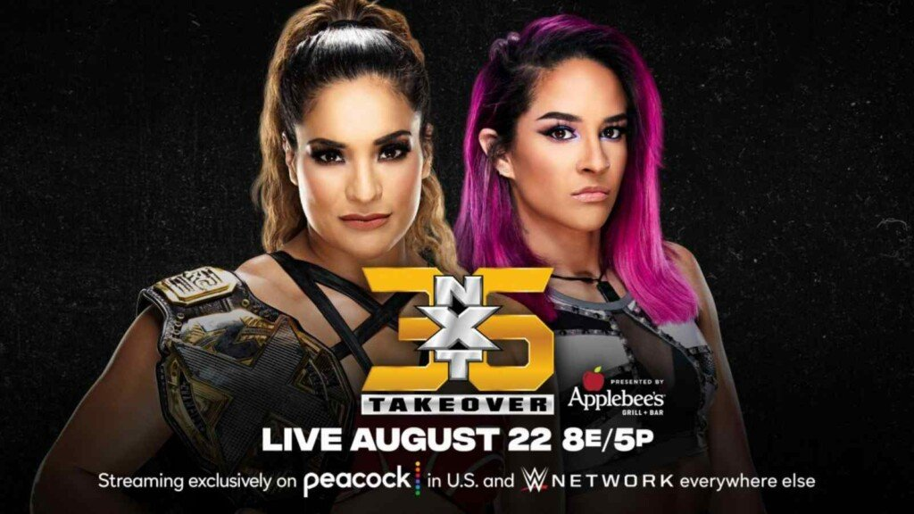 Watch WWE NxT TakeOver 36 2021 8/22/21 Online