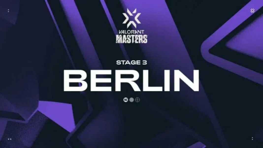 Gambit vs Envy in the Grand finals of VCT Masters 3 Berlin