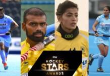 FIH Hockey Star Awards nominees Harmanpreet Singh, PR Sreejesh, Savita Punia and Gurjit Singh