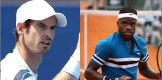 Murray vs Tiafoe
